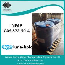 CAS: 872-50-4 1-Metil-2-pirrolidinona / N-metilpirrolidona (NMP)