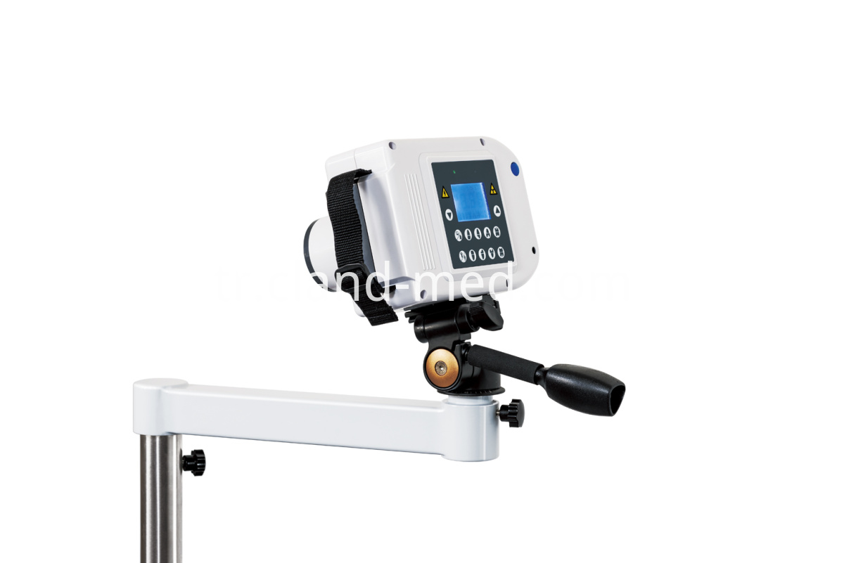 JT-10P HIGH FREQUENCY DC PORTABLE DENTAL X-RAY UNIT (8)
