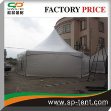 Guangzhou commerce de gros de mariage même la vente de tente de cirque de pagode de chapiteau