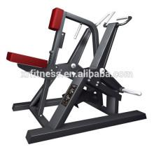 Noms de matériel de gymnastique chargé par plaque commerciale Assis Row Machine (XR7-02)