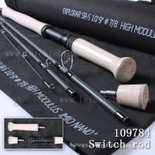 Nano Carbon Fly Fishing Switch Rod