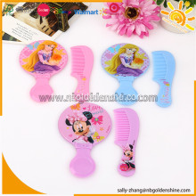 Disney Comb And Mirror