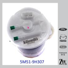 2 tubos MAZDA 3 Asamblea de la bomba de combustible eléctrica para el coche 5M51-9H307