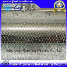 Hot Dipped Galvanized Hexagonal Wire Mesh Chicken Mesh