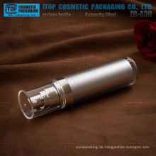 ZB-A30 30ml High-End-Dicke Doppelwand Acryl Kosmetik airless-Pumpe Flasche