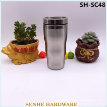 100% Leak Proof Stainless Steel Vacuum Travel Mug (SH-SC48)