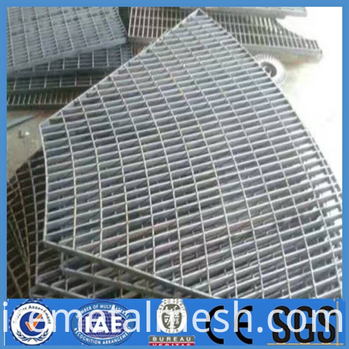 safety anti-slip grating for gutter