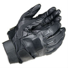 Police Gloves Leather ISO Standard Professional Supplier
