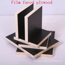 O filme preto enfrentou a madeira compensada / madeira compensada de shuttering / madeira compensada marinha