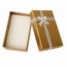 Impression en gros de boîte de papier de cadeau d'usine