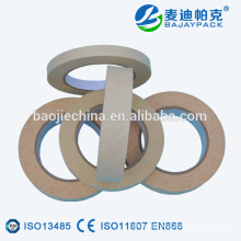 Hospital disposable medical consumables sterilization indicator tape for steam