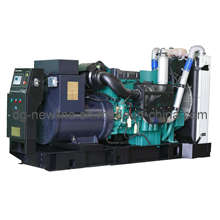 700KVA Original Volvo Powered Diesel Generator Set