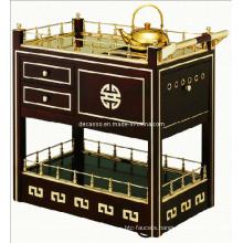 Hotel Tea Service Cart (DE30)