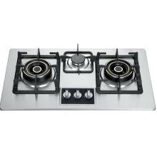 Cuisinière intégrée à trois brûleurs (SZ-LX-194)