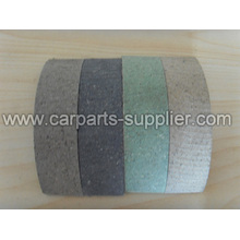 CD70 brown,black,green,white motorcycle brake lining