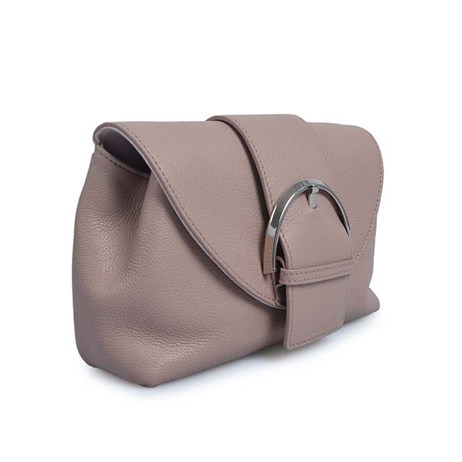 Fashion Women Leather Sling Crossbody Bags Small Cute Long Strap Shoulder Bag For Girls