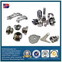 Piezas de maquinaria de procesamiento de metal personalizado (WKC-06)