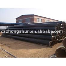 Hot pipe en acier 3PE / Revêtement extérieur / 2PE BIG STOCK