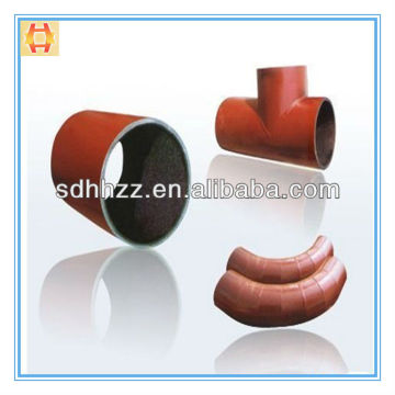 Wear Resistant Pipes and Fittings