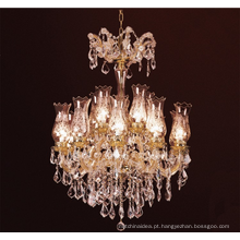 Industrial modern chandelier, fancy metal art pendant light, led pendant lamp