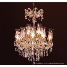 Промышленная современная люстра, необычные искусства металла привесной свет, светильник Сид привесной