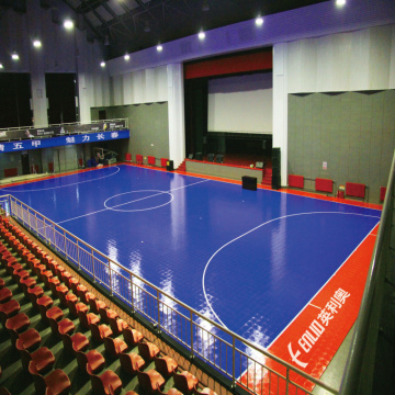 Enlio Interlocking Flat Surface pour le Futsal Court