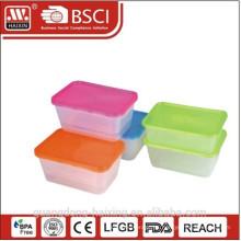 Envase de alimento plástico 1L