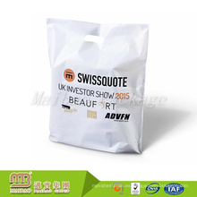 Fabricante Custom Price Custom Logo Design Printing Troquelado Pe Plastic Shopping Carrier Bag