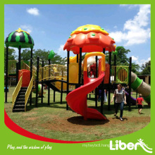 Playground Manufacturer Liben New Product Used Commercial Outdoor Kids Games for sale