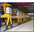 Easy to operate automatic gantry type welding machine for H-beam and commercial semi-trailer longitudinal beam
