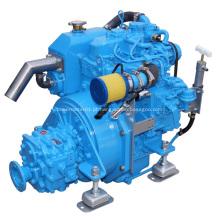 Motores marinhos diesel internos elétricos dos cilindros do poder 14Hp 2 do HF, motores do barco de pesca