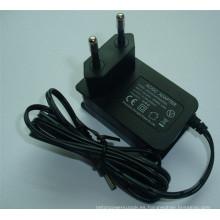 Adaptador de corriente 12VDC 1000mA para cámara CCTV