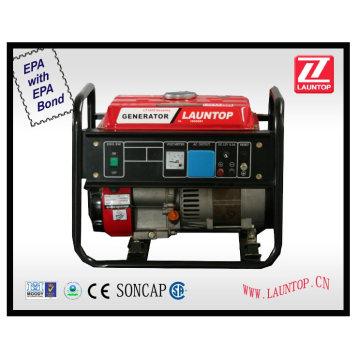 EPA 1KW y generador de gasolina de cilindro único 87cc LT1200CL en venta