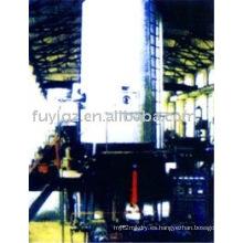 Serie de QPG aire vapor aerosol secado de la máquina