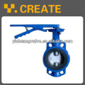Russia Gost Butterfly valve