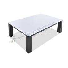 Aluminium Tisch mit HPL Top