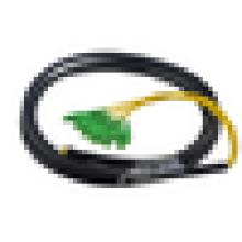 12core / 24 núcleos à prova d'água ao ar livre fitas de fibra óptica / outdoor SC APC patch cabos, cabo de remendo singlemode fibra óptica ao ar livre