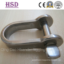 Ss316 Plate D Shackle,