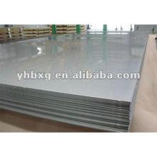 Tôle d'acier inoxydable 304 de haute qualité