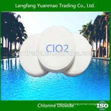 Schwimmbad Wasserbehandlung Chlordioxid