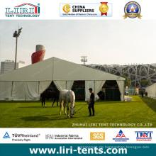 Hochwertiges Aluminiumrahmen-Zelt im Freien für Pferdeshow