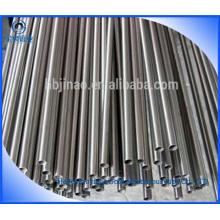 Tubo de acero dulce sin costura / tubo de sección en China