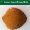 Top Effect Polymeric Ferric Sulphate Pfs for Sewage Treatment