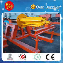 Hydradulic Control Steel Uncoiler Maschine