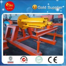 Hydradulic Stahl Uncoiler Kontrollmaschine