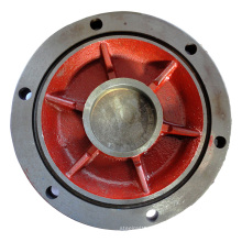 Parte de metal de fundición de arena con ISO9001