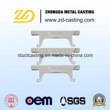 Processus perdu de cire perdue en acier résistante à la chaleur d'OEM pour la fabrication en acier