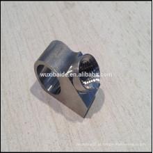 Preço de fábrica alta qualidade personalizado precisão CNC usinados peças de aço inoxidável espelho superfície