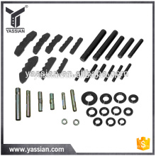 china factory 2017 YASSIAN hot sale casting bucket teeth pin and retainer bucket parts