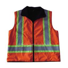 High Visibility Safety Body Warm Jacket (DPA029)